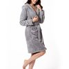Bathrobe Dressing-gown DIAMOND Grey