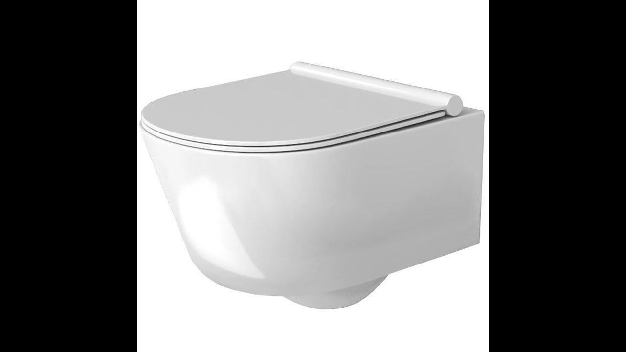 Toilet bowl Rea Porter Rimless