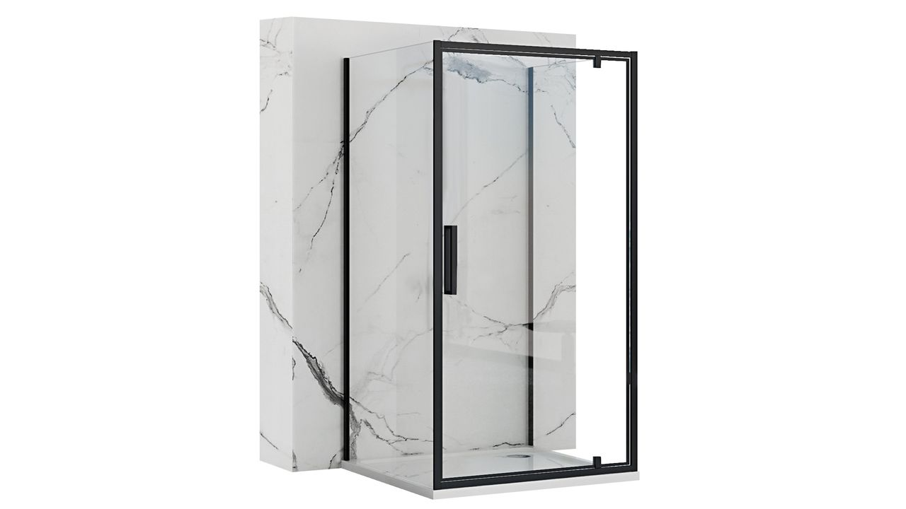 Wall Shower enclosure Rapid Swing