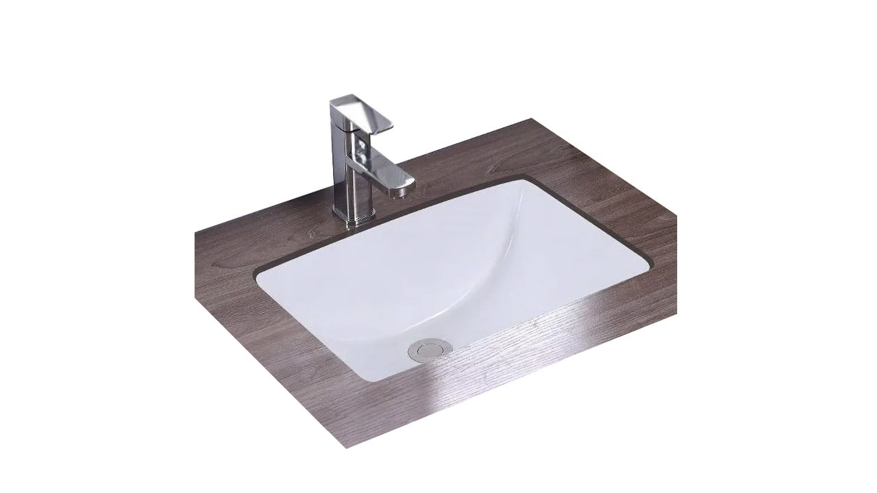 Built-in washbasin Rea Adela