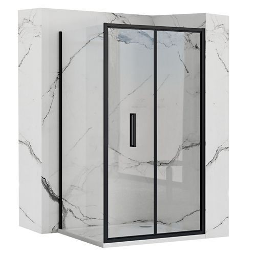 Corner Shower enclosure Rapid Fold