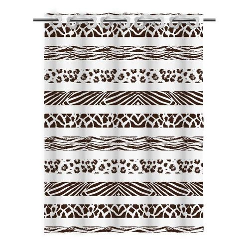 Textile shower curtain SC5001BA