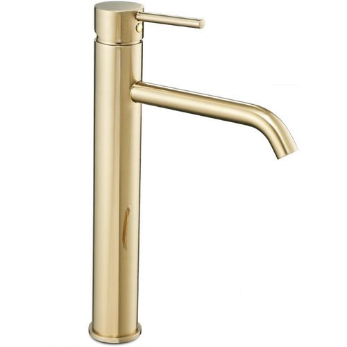 Basin mixer Rea Lungo L.Gold High