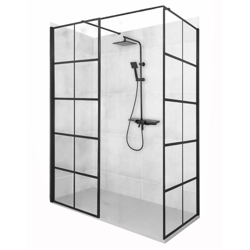 Shower enclosure Rea Bler-1 70-90 cm