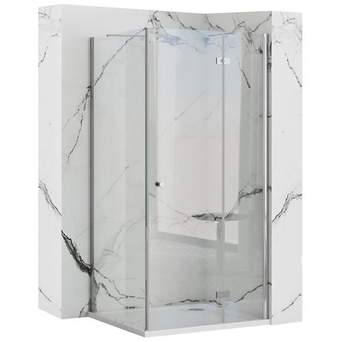 Shower enclosure Rea Madox U 90x120cm