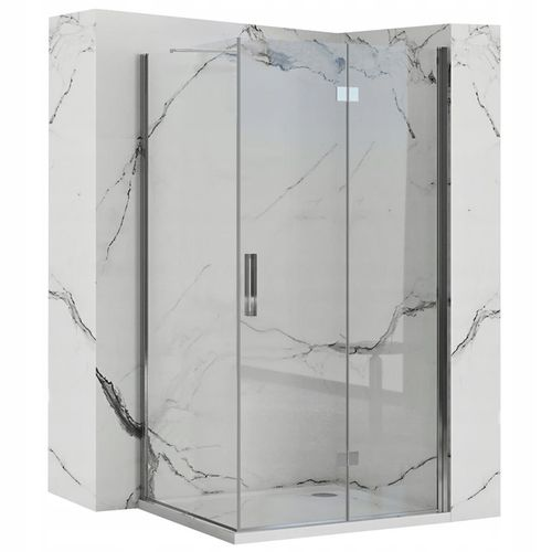 Shower enclosure Rea Best 80
