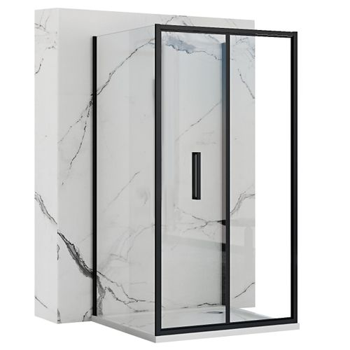 Wall Shower enclosure Rapid Fold