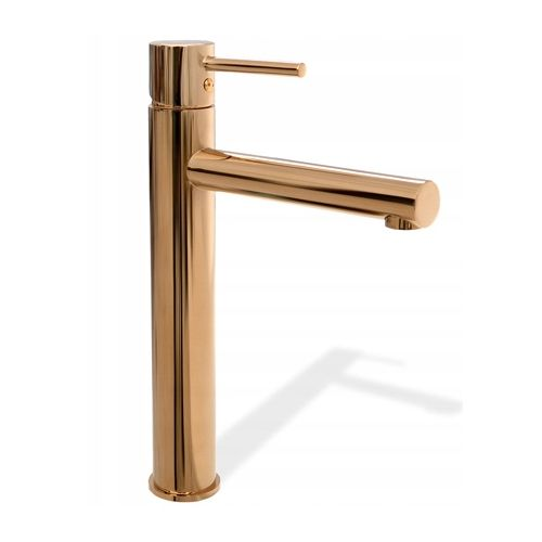Basin mixer Rea Tess Rose Gold
