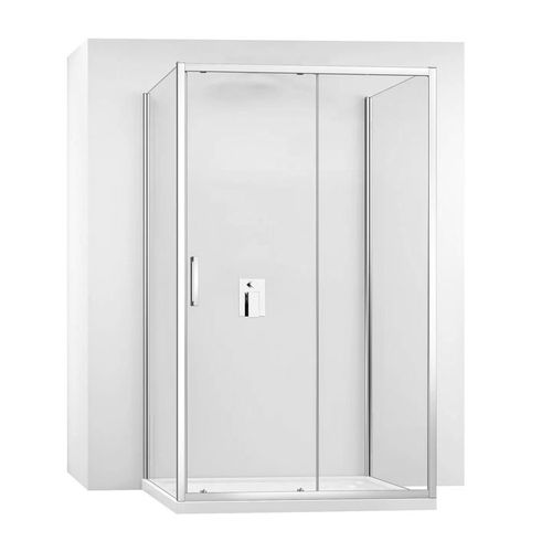 Wall Shower enclosure Rea Slide Pro