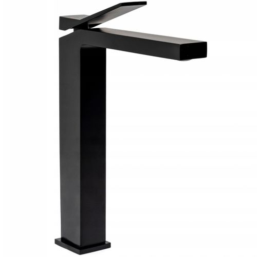 Basin mixer Rea Duet Black