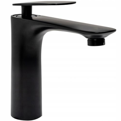 Basin mixer Rea Astro Black Low