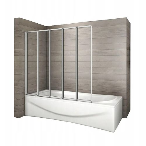 Bath screen Rea Idea 120