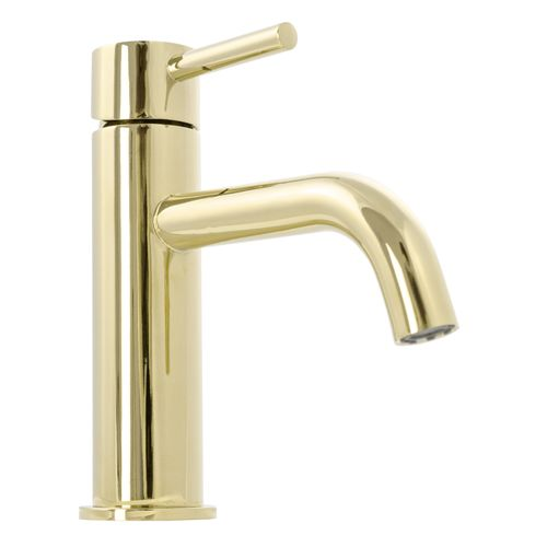 Basin mixer Rea Lungo L.Gold Low