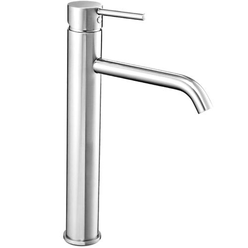 Basin mixer Rea Lungo Chrome High