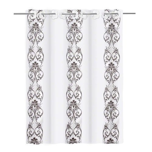 Textile shower curtain SC5007AA