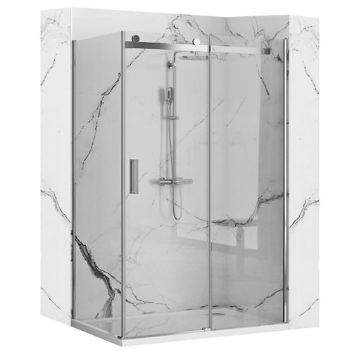 Shower enclosure Rea Whistler 80x100cm
