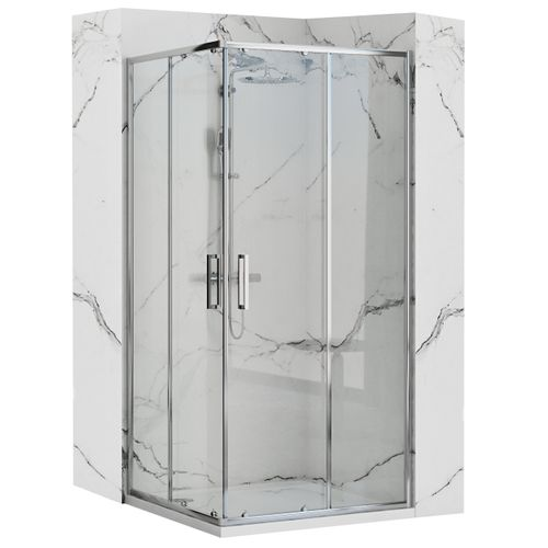 Shower enclosure Rea Punto 80x80