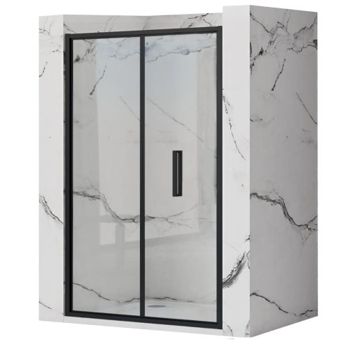 Folded shower doors Rapid Fold 100