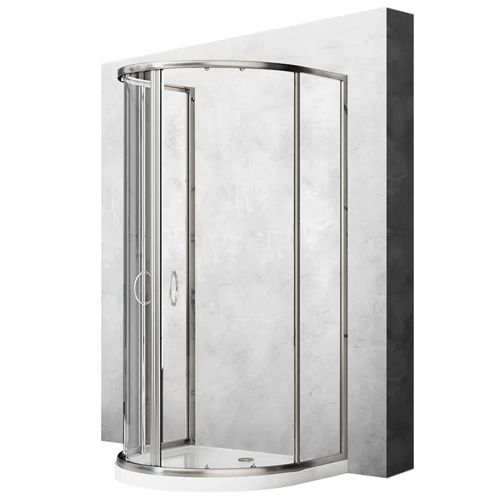 Shower enclosure transparent Romance 3